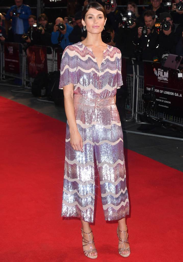 Gemma Arterton Veste Temperley London.
