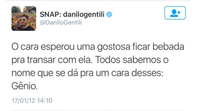 Twitter/danilogentili