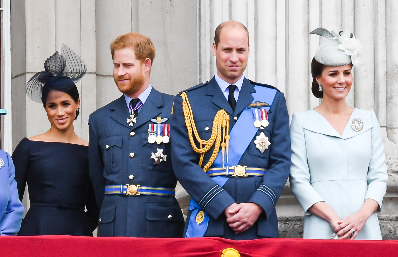 Meghan Markle Principe Harry Principe William Kate Middleton