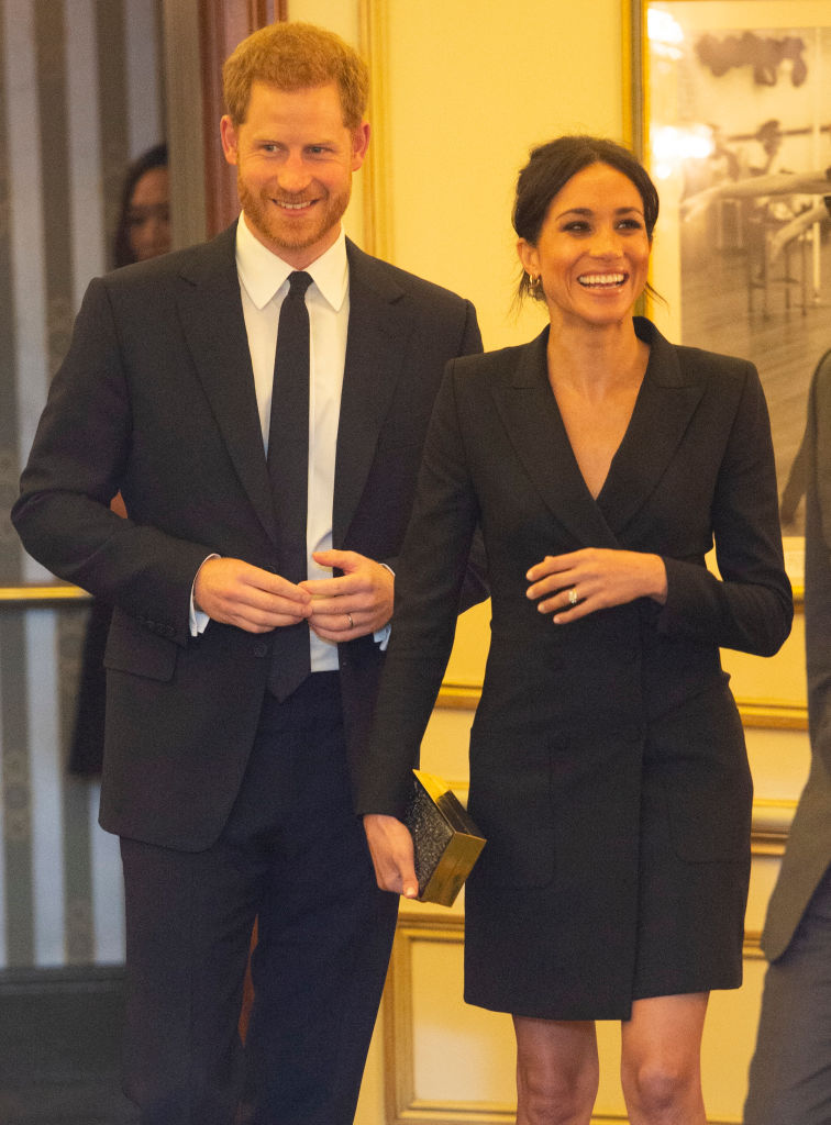 Meghan Markle, Duquesa de Sussex, Príncipe Harry
