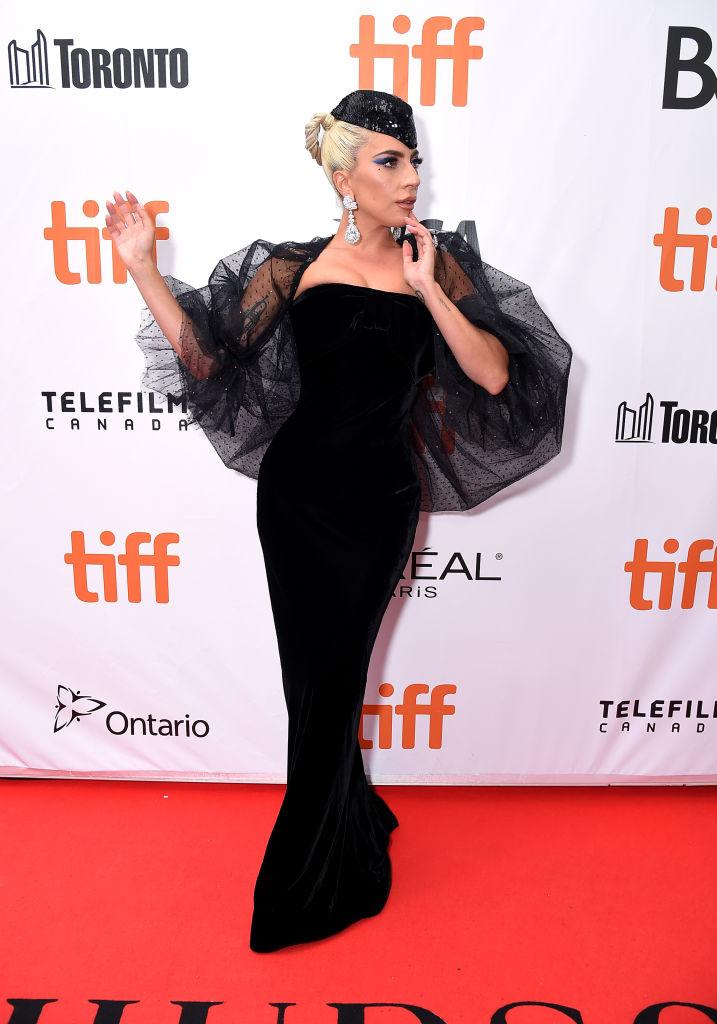 Lady Gaga no Festival Internacional de Toronto 2018