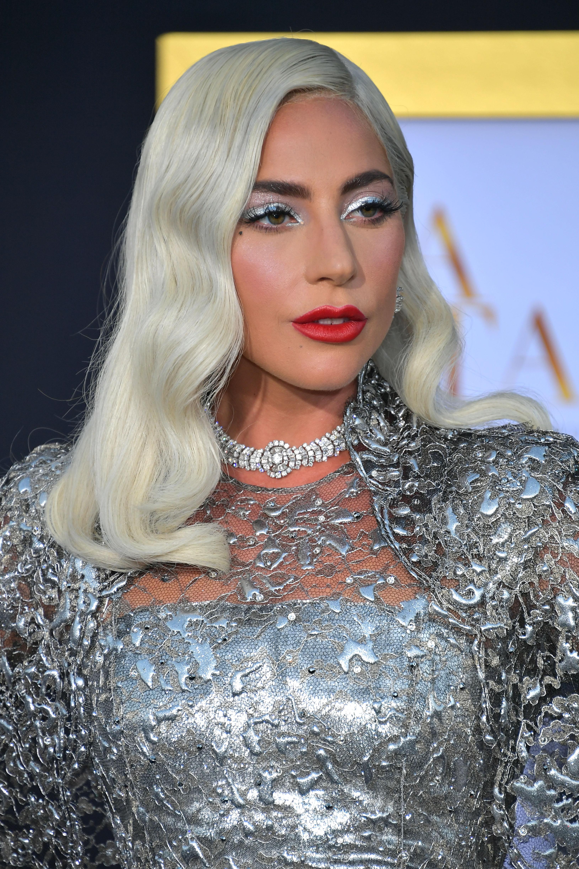 Lady Gaga vestido nasce uma estrela