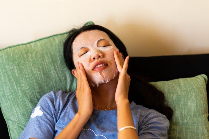Máscaras faciais promocoes na sephora