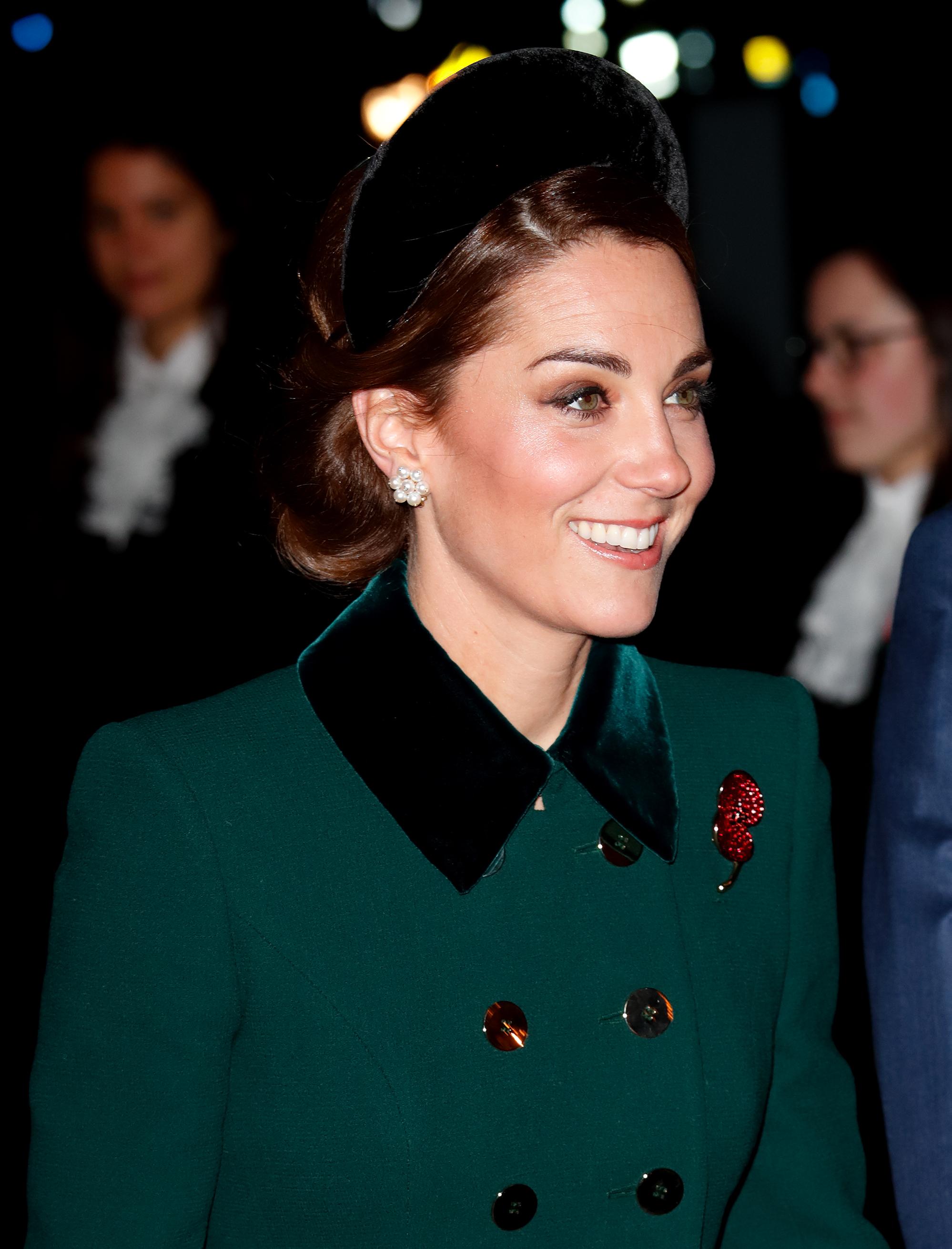 Kate Middleton tiara tendência
