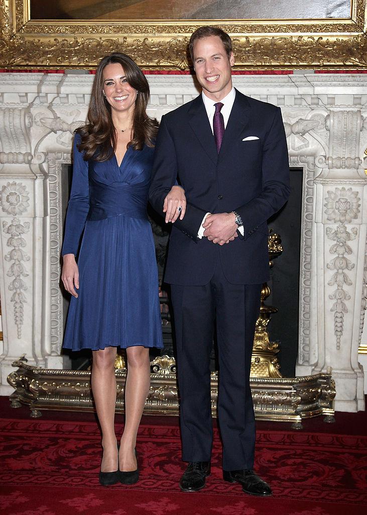 Noivado de Kate e William
