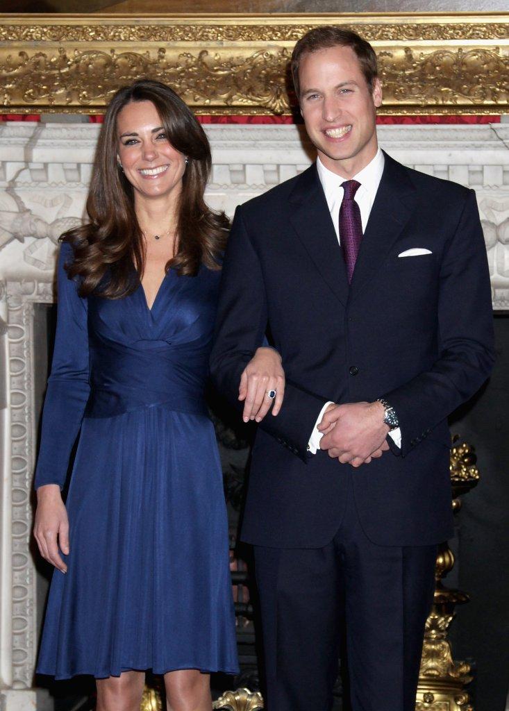 Kate Middleton e Príncipe Wiiliam
