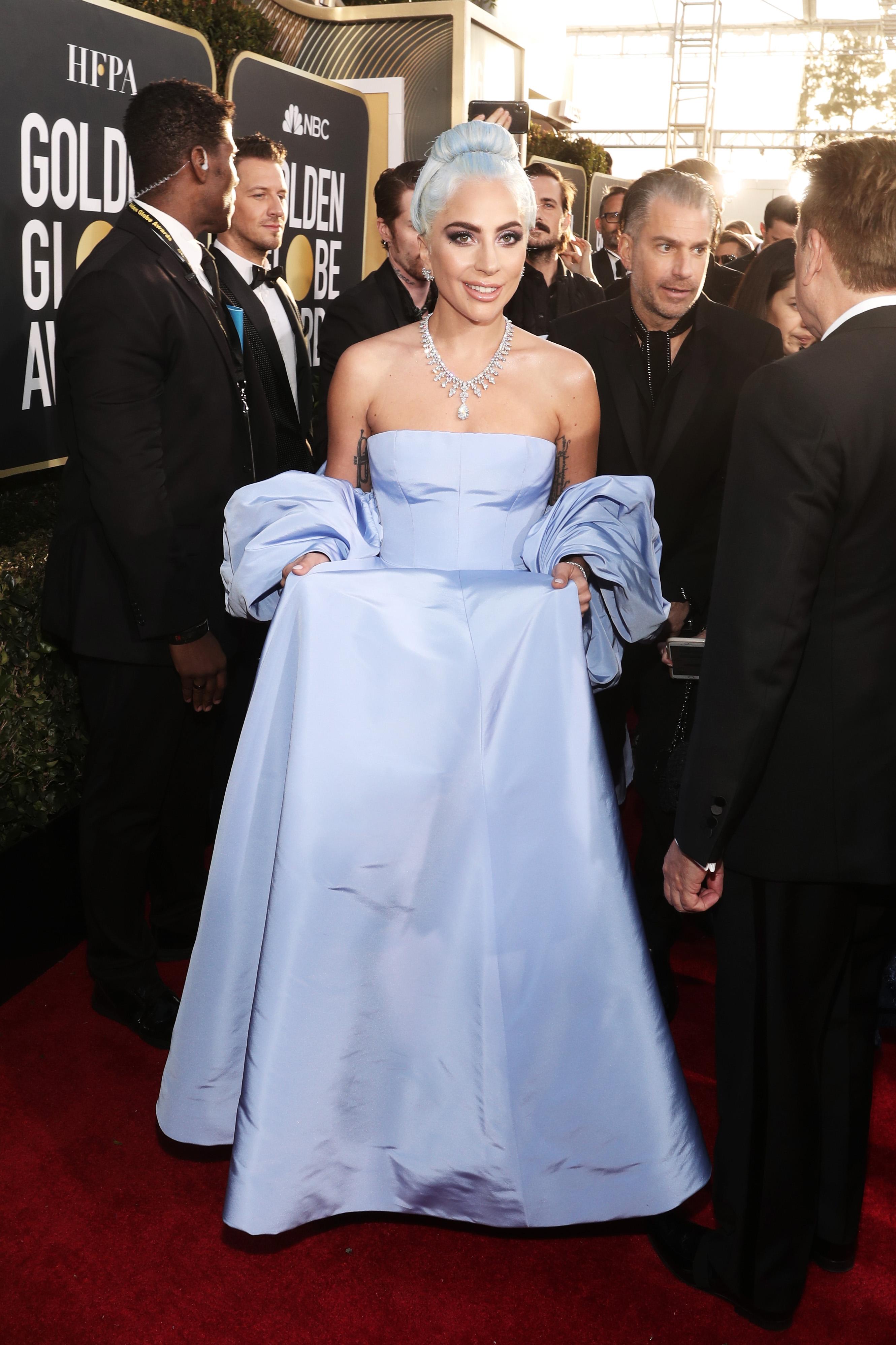 Lady Gaga no Globo de Ouro 2019