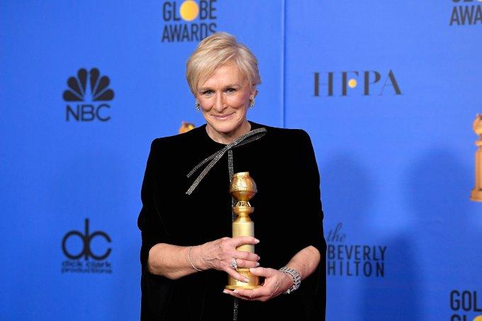 """NBC's """"76th Annual Golden Globe Awards"""" – Press Room"""