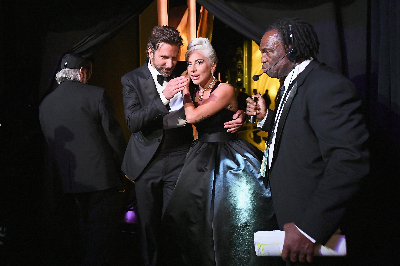 Lady Gaga Bradley Cooper oSCAR