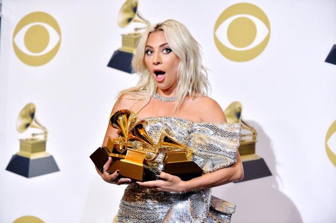 Lady gaga Grammy 2019
