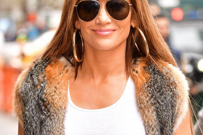Jennifer Lopez dirty brunette