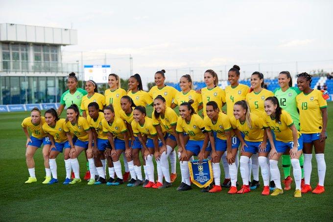 Seleção brasileira feminina 2019