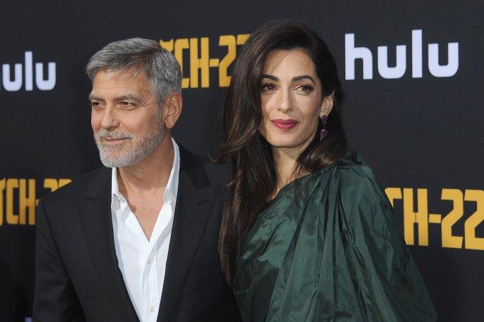 Amal Alamuddin Clooney