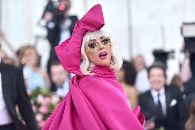 Lady Gaga no Met Gala 2019