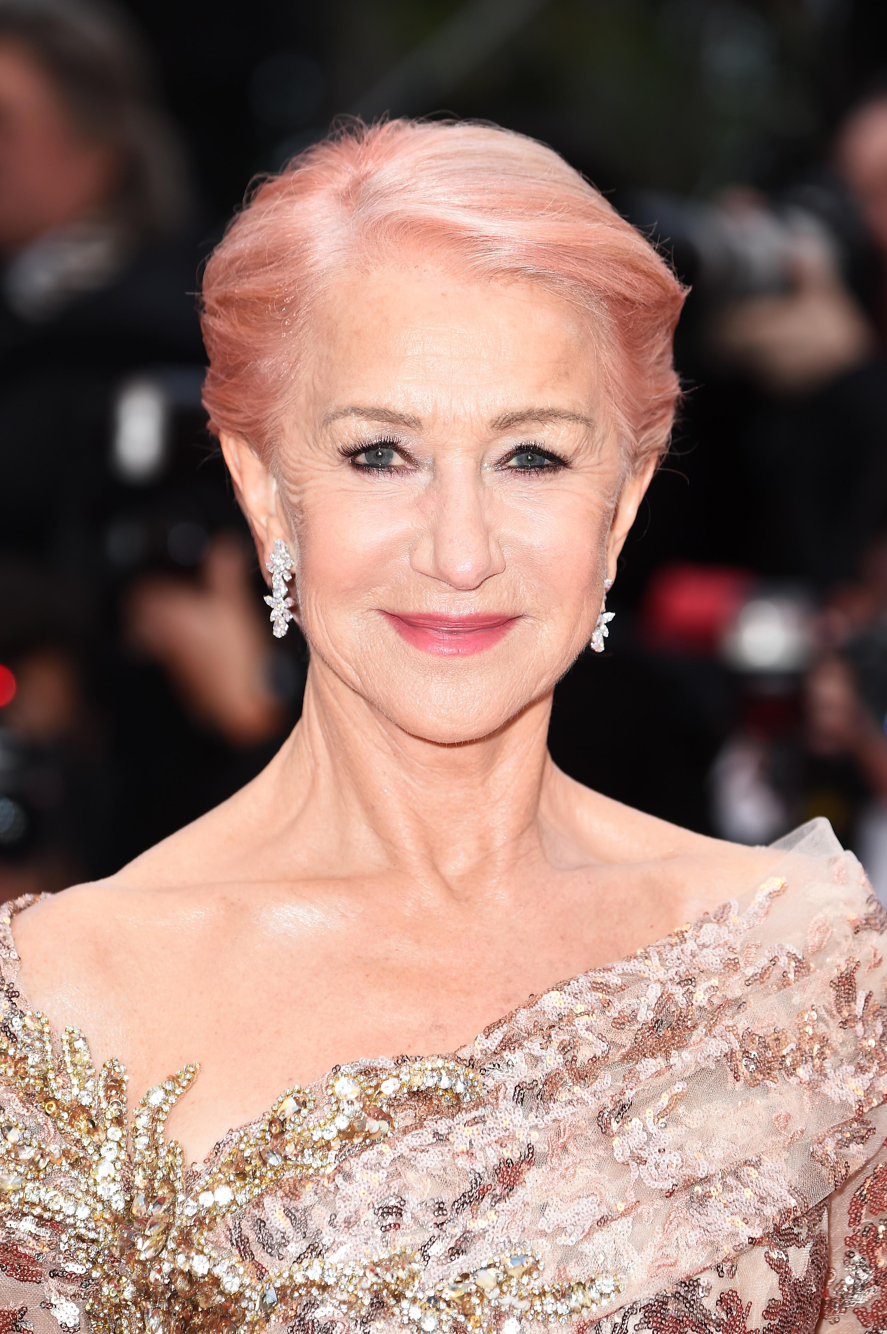 Helen Mirren Festival de Cannes 2019