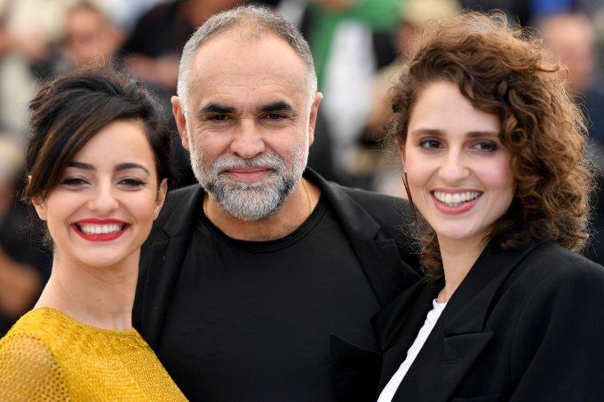 Júlia Stockler, Karim Aïnouz e Carol Duarte