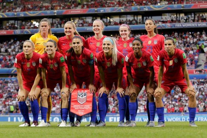Estados Unidos Futebol Feminino
