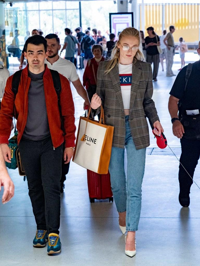 Sophie Turner e Joe Jonas