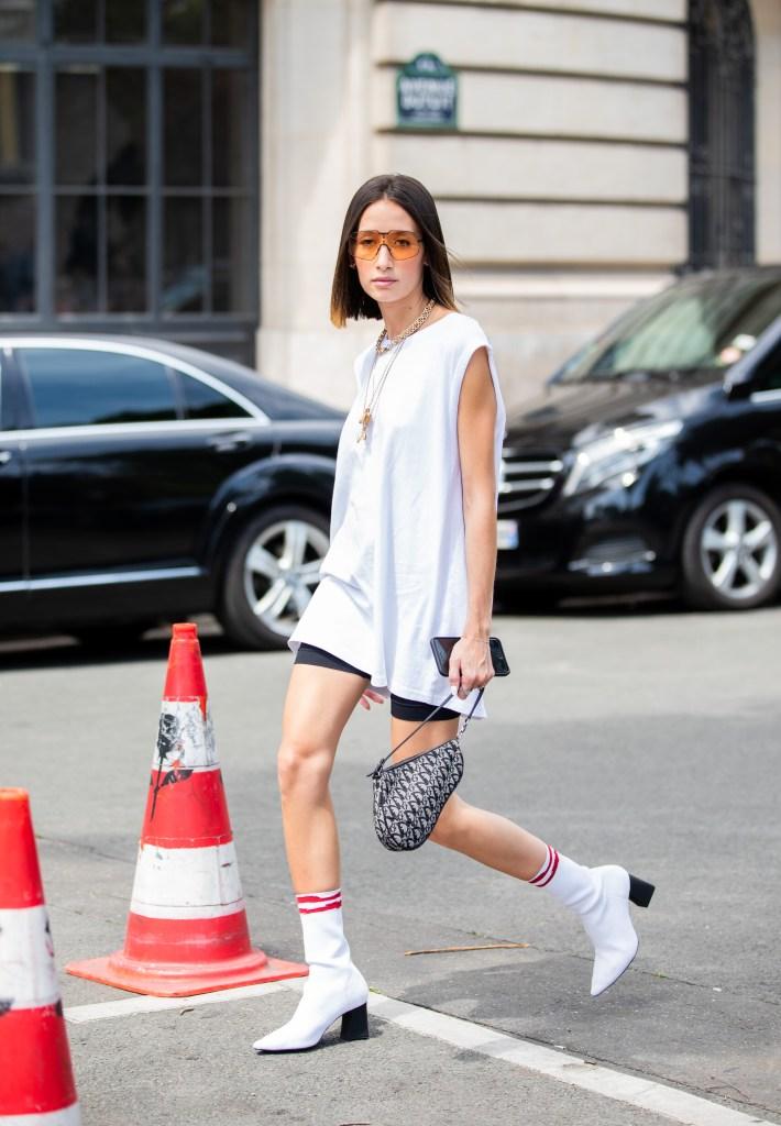 Alexandra Guerain- Street Style - Semana de Alta-Costura de Paris 2019/2020