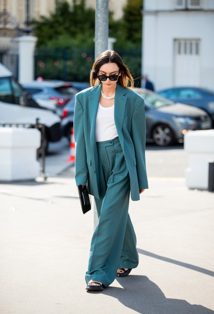 Beatrice Gutu - Street Style - Semana de Alta-Costura de Paris 2019/2020