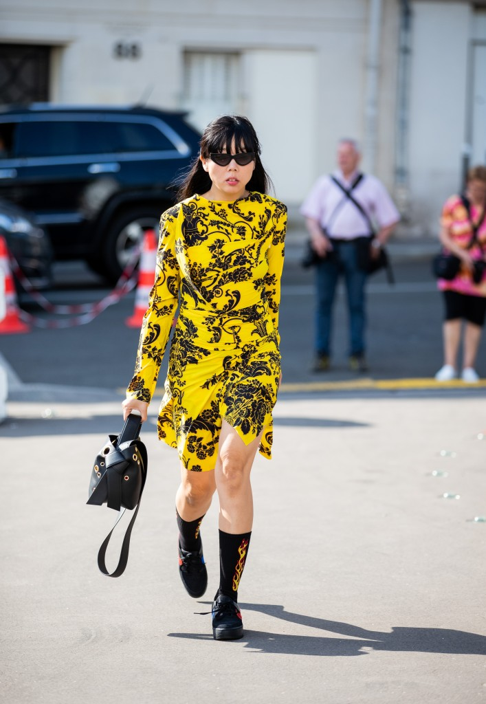 Susie Lau- Street Style - Semana de Alta-Costura de Paris 2019/2020