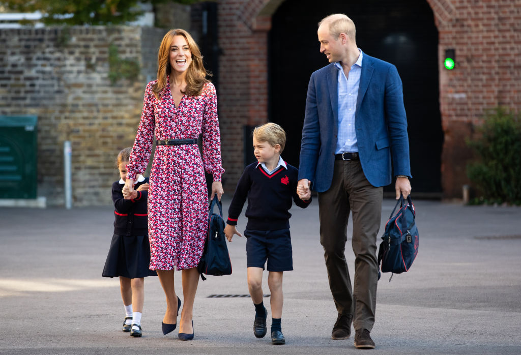 Cabelos novos da Kate Middleton