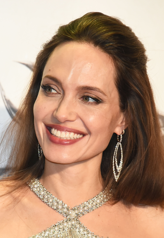 Angelina Jolie vestido Ralph e Russo