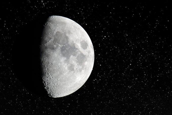 Lua Minguante em Câncer