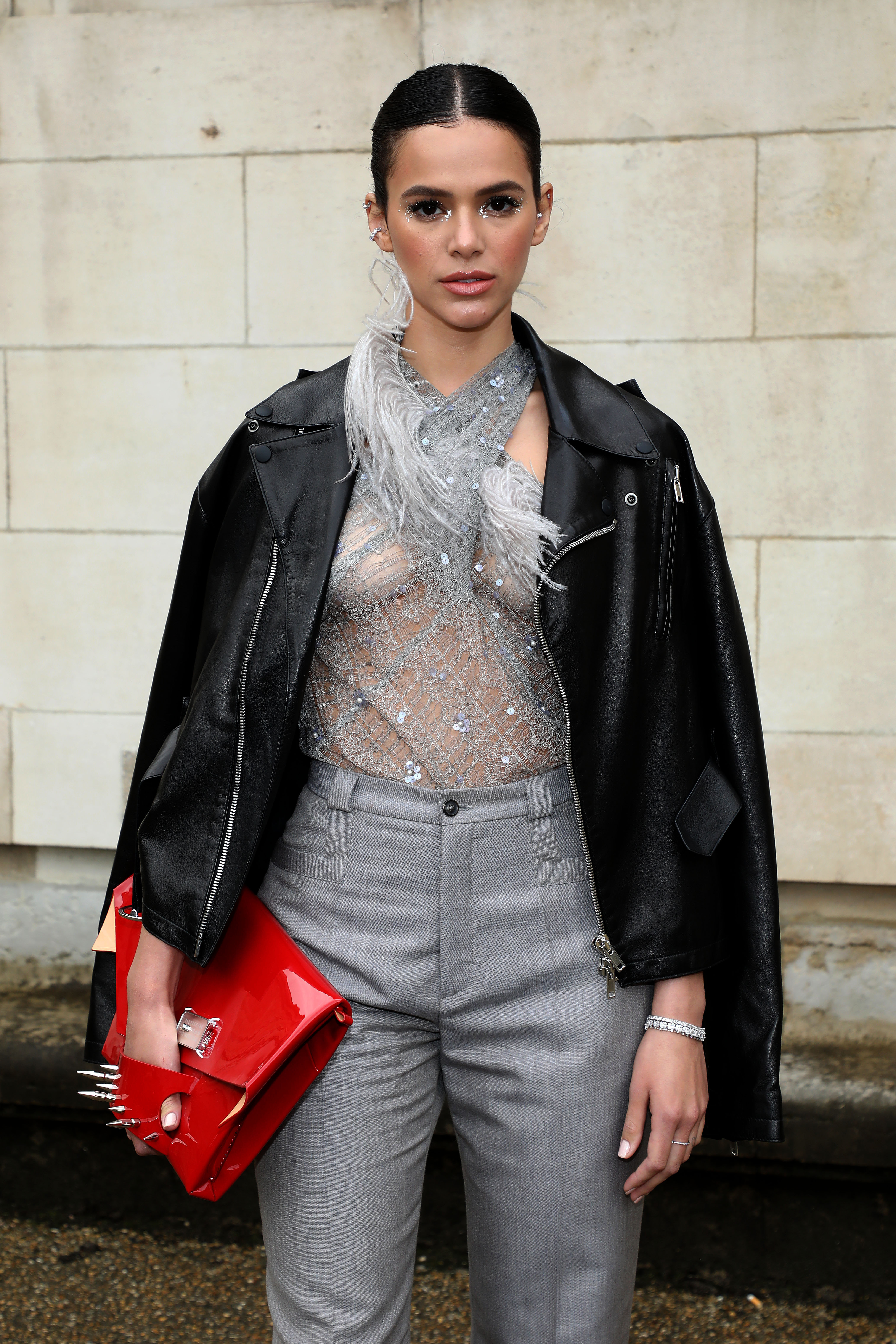 Maison Margiela : Outside Arrivals - Paris Fashion Week - Womenswear Spring Summer 2020