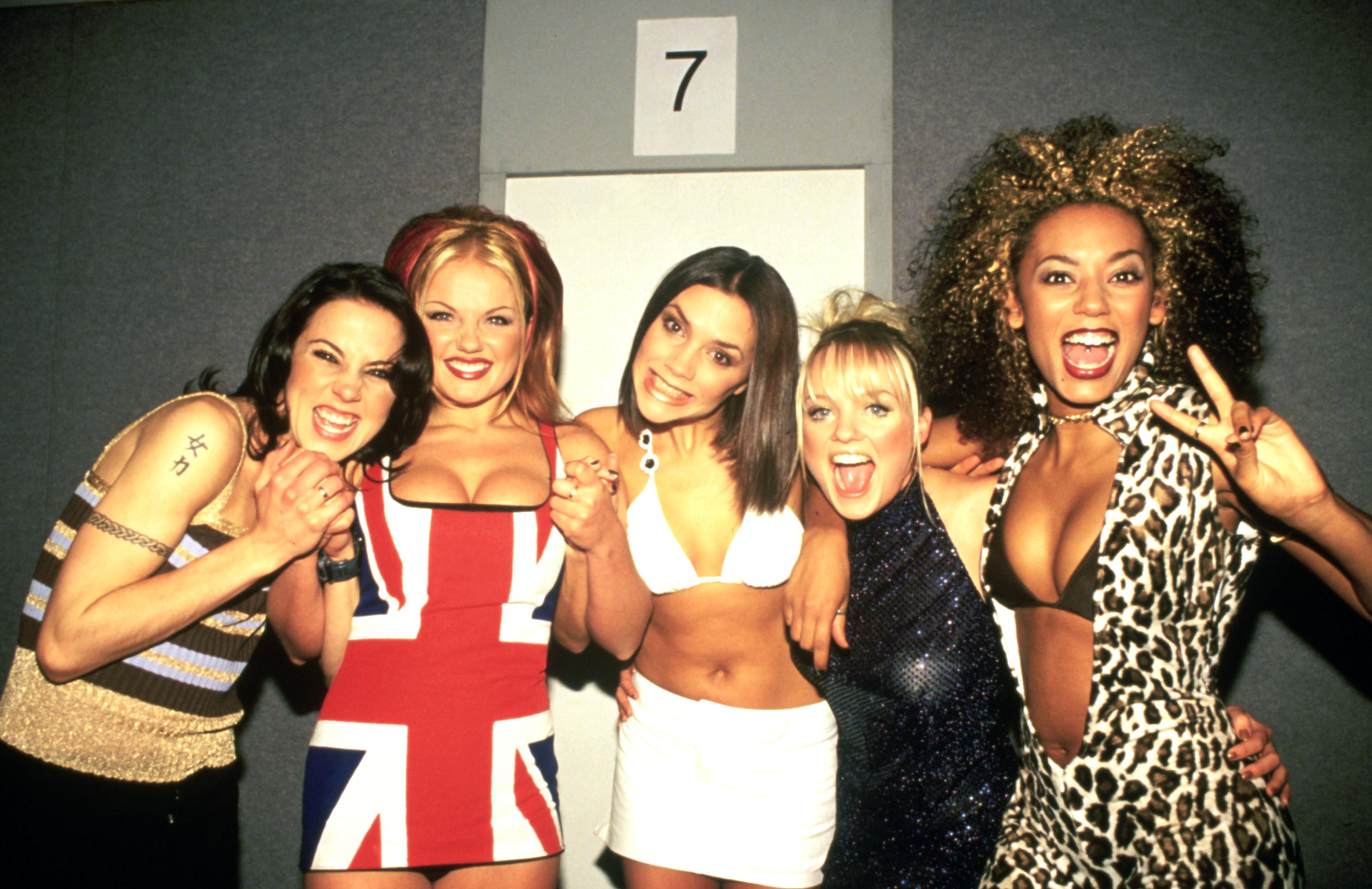 Spice Girls em 1997