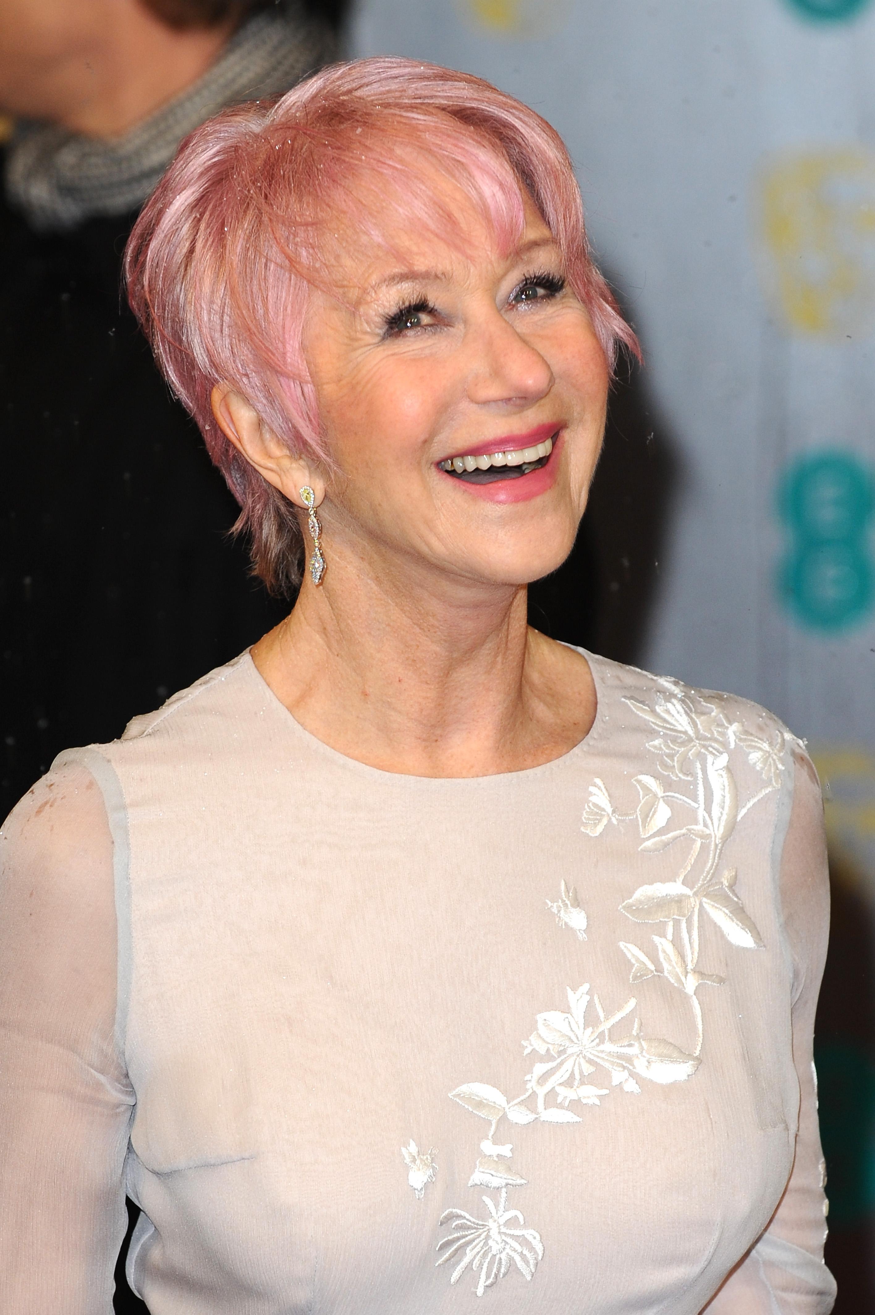 Helen Mirren 2013