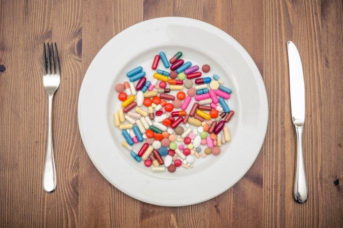 Suplemento vitaminas