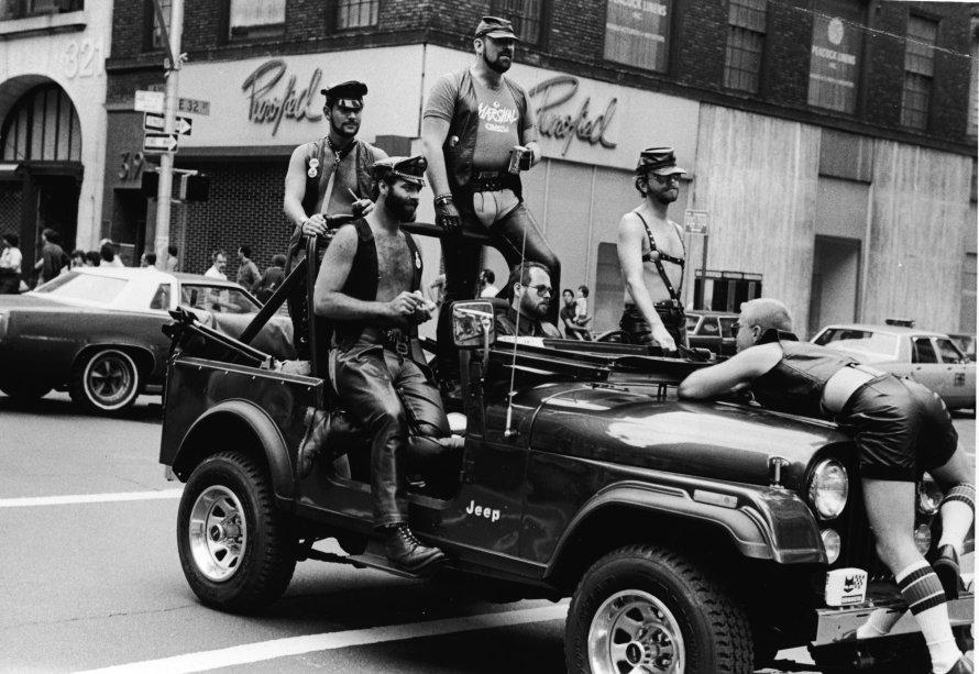 A Parada LGBT de Nova York em 1980 era assim