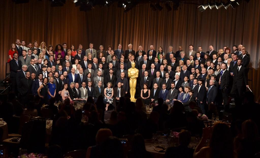 Membros da Academia do Oscar