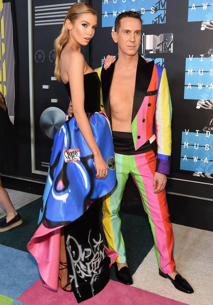 Ken e Barbie Jeremy Scott Moschino