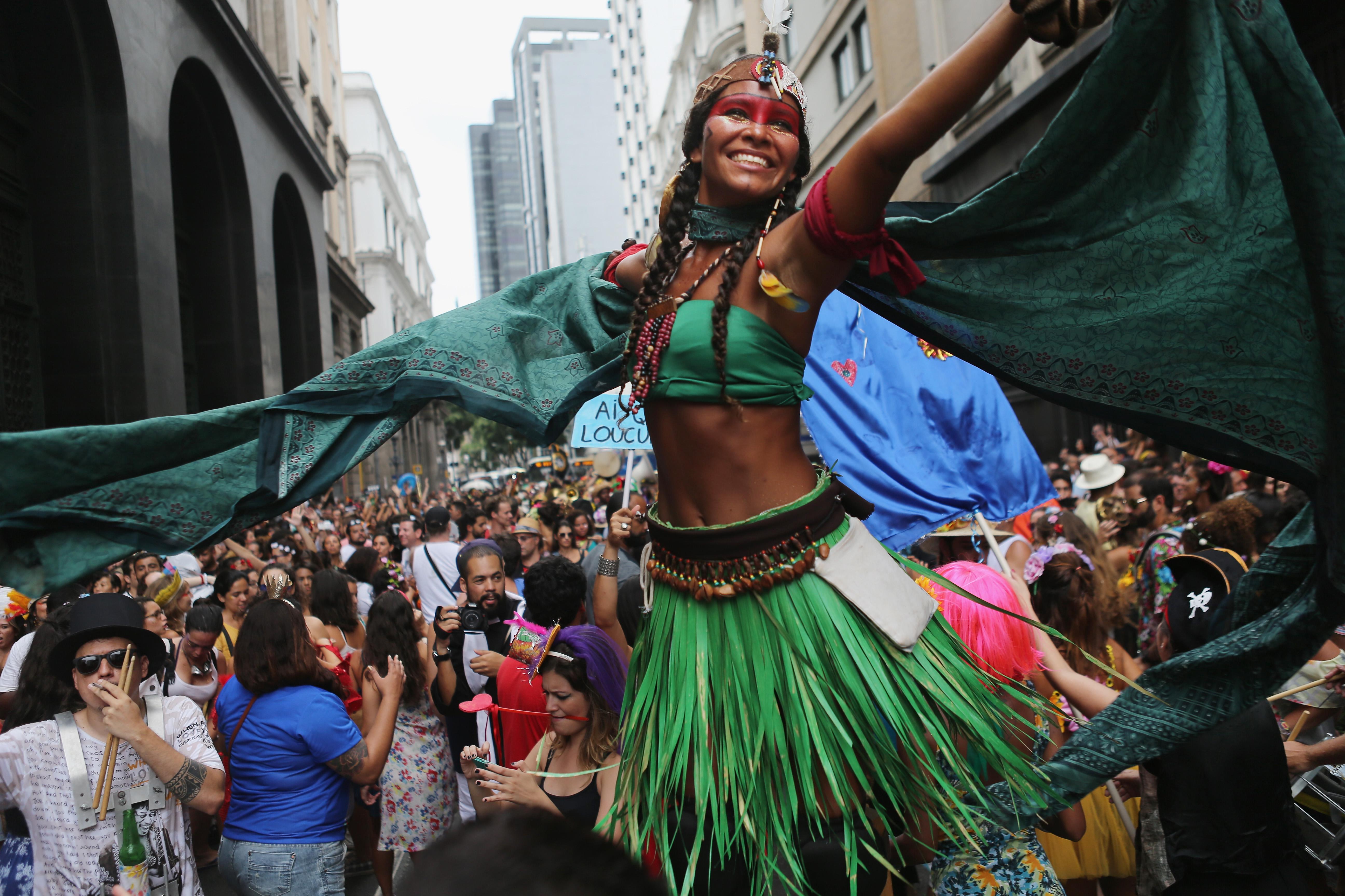 Blocos de rua do Carnaval do Rio de Janeiro