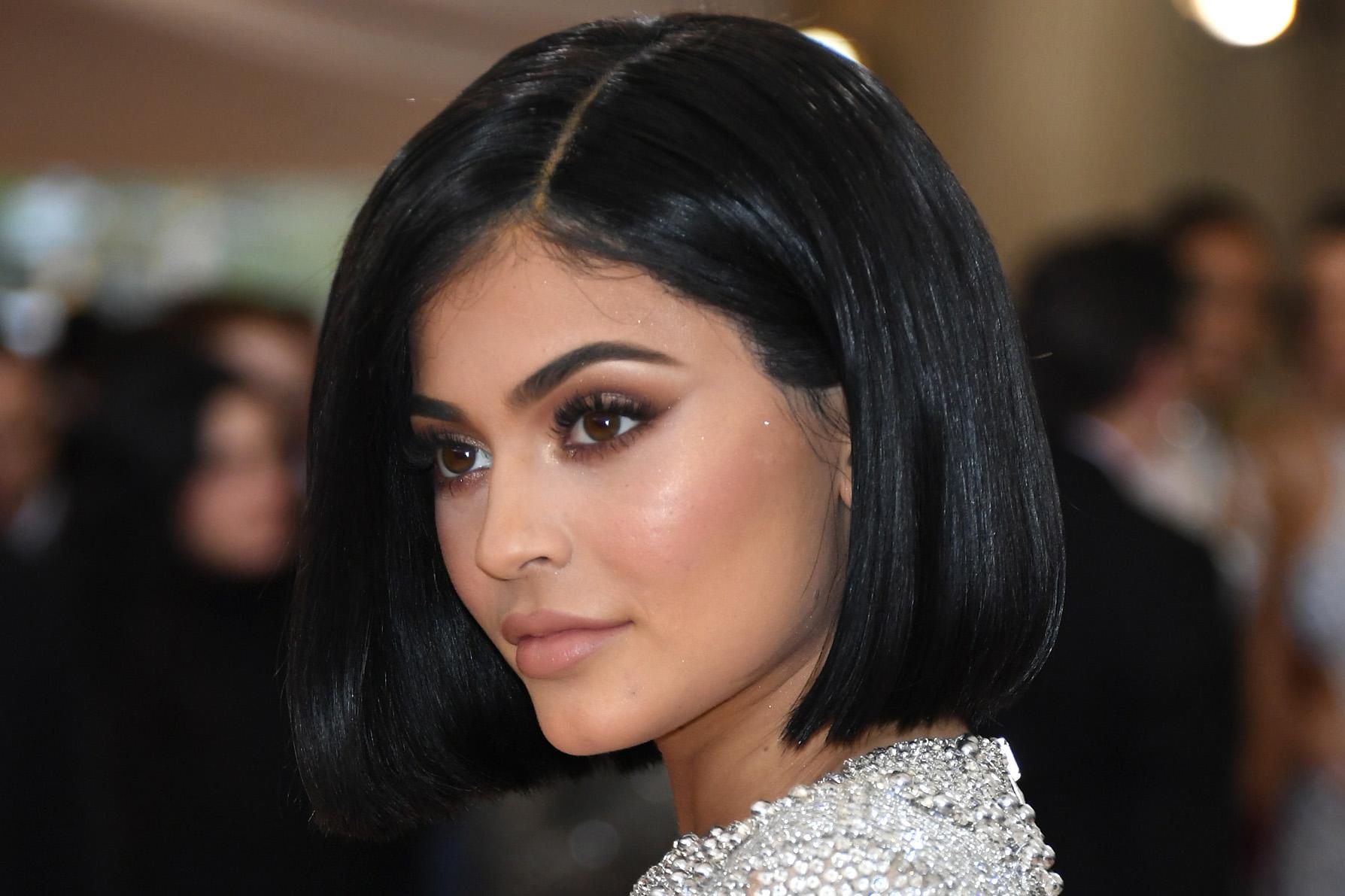 Kylie Jenner no MET Gala 2016