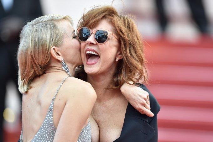 Susan Sarandon e Naomi Watts