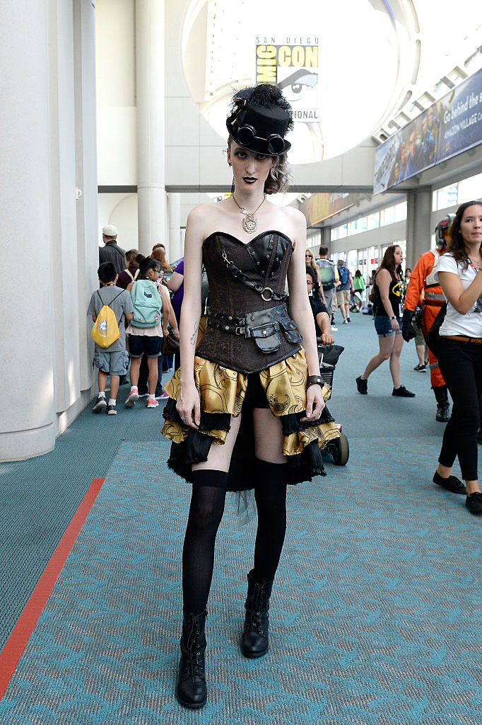 Comic-Con International 2016 - General Atmosphere And Cosplay