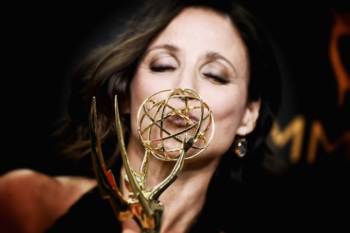 Julia Louis Dreyfus Emmy Awards