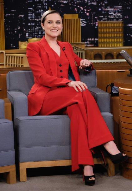 No The Tonight Show Starring Jimmy Fallon, em 2016