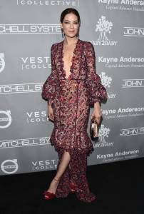 Michelle Monaghan no Baby2Baby Gala