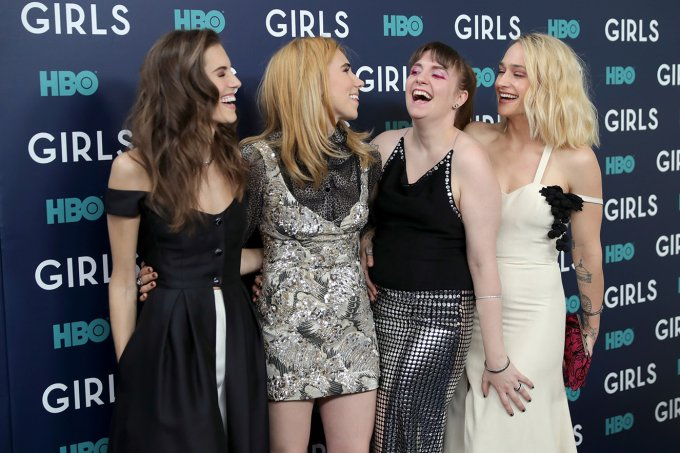 "The New York Premiere Of The Sixth & Final Season Of ""Girls"" – Red Carpet"
