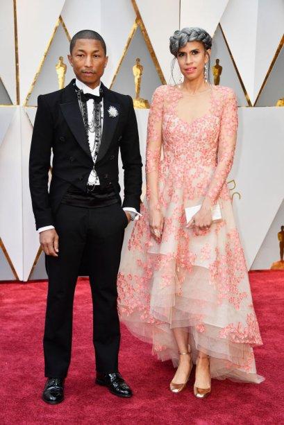 Pharrell Williams e Mimi Valdes