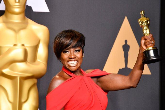 Viola Davis vence o Oscar