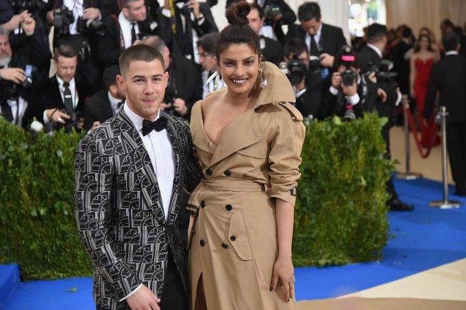 Nick Jonas e Priyanka Chopra