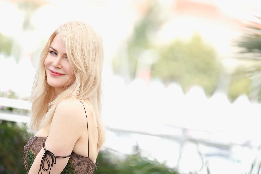Nicole Kidman em Cannes