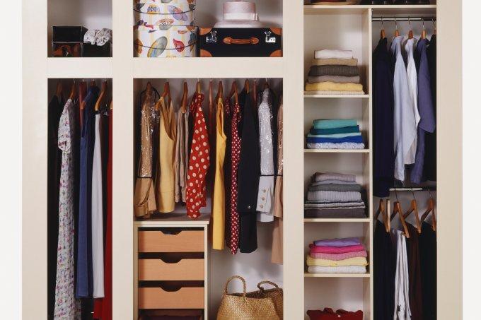 Armário roupas