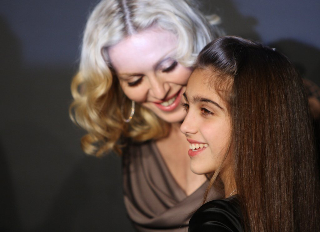Madonna e Lourdes Maria Ciccone Leon