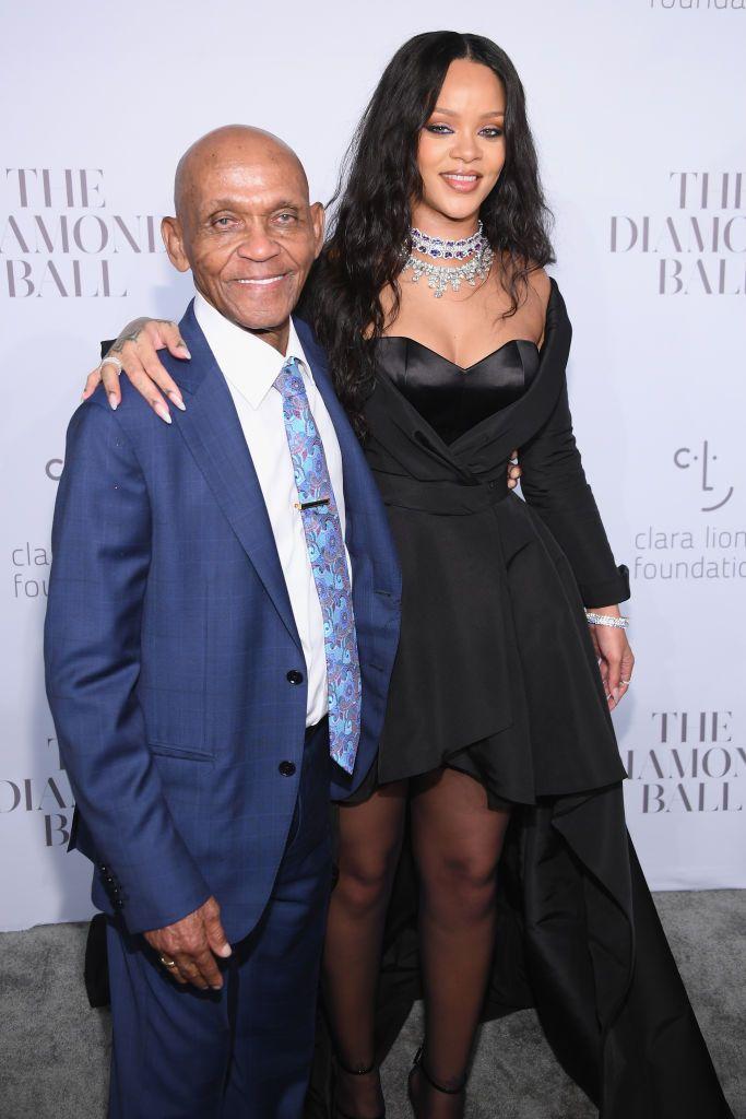 Rihanna e Lionel Braithwaite